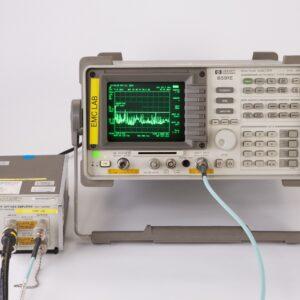 EMC Emissions testing